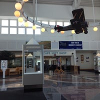 Photo taken at Ithaca Tompkins Regional Airport (ITH) by Joe on 9/17/2012