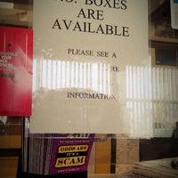 Photo taken at US Post Office by Naidra on 3/19/2013