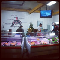 Photo taken at Orca Bay Fish Company by Colin J. on 11/29/2012
