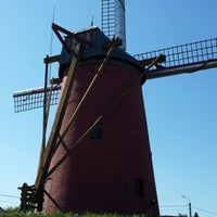 Photo taken at molen outrijve by Pieter H. on 8/16/2013