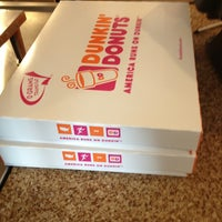 Photo taken at Dunkin Donuts by Cynthia L. on 7/16/2013