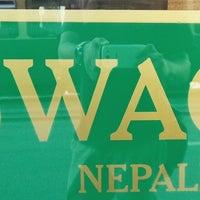Photo taken at Swagatam Nepalese Cuisine by Patrik E. on 6/17/2013