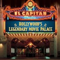 Photo taken at El Capitan Theatre by El Capitan Theatre on 1/7/2014