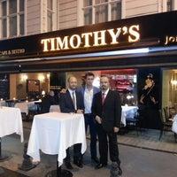 11/10/2012 tarihinde mehmet Ç.ziyaretçi tarafından Timothy's'de çekilen fotoğraf
