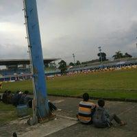 Photo taken at Stadion Persib by Berny I. on 6/17/2016