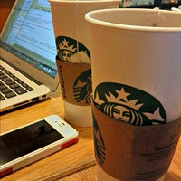 Photo taken at Starbucks by Nectar L. on 9/17/2012