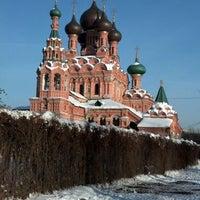 1/27/2013 tarihinde Evgeny O.ziyaretçi tarafından Парк «Останкино»'de çekilen fotoğraf