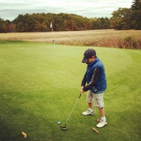 Photo taken at Exeter Country Club by Steve G. on 10/13/2014