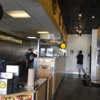 Photo taken at Which Wich Superior Sandwiches by Aya D. on 9/21/2016