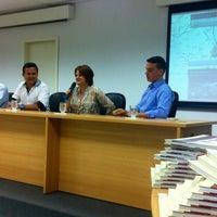 Photo taken at Prefeitura Municipal de Vila Velha by Neucimar on 12/28/2012