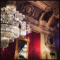 Photo taken at Palazzo d'Accursio - Palazzo Comunale by Enrico B. on 12/21/2012