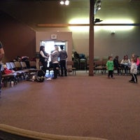 Photo taken at River City Church by Debby on 10/20/2013