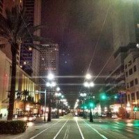 Photo taken at JW Marriott New Orleans by Bluu S. on 7/4/2013