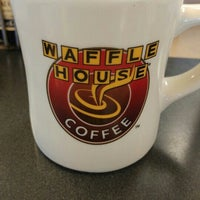 Photo taken at Waffle House by Brian A. on 7/4/2016