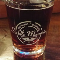 Photo taken at Saddle Mountain Brewing Company by Brian A. on 12/25/2017
