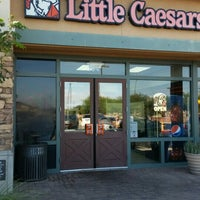 Photo taken at Little Caesars Pizza by Brian A. on 10/7/2015