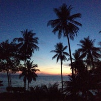 Photo taken at Koh Kood Beach Resort by Jubu k. on 5/4/2015