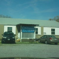 Photo taken at Covenant Church (at Burns Community Center) by MaryAnn W. on 4/20/2014
