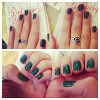 Photo taken at The Nail Boutique NYC by The Nail B. on 4/5/2013
