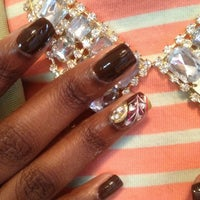 Photo taken at The Nail Boutique NYC by The Nail B. on 12/29/2012