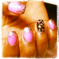 Photo taken at The Nail Boutique NYC by The Nail B. on 1/14/2013