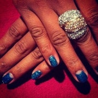 Photo taken at The Nail Boutique NYC by The Nail B. on 2/7/2013