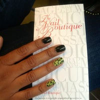 Photo taken at The Nail Boutique NYC by The Nail B. on 1/19/2013