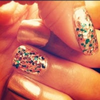 Photo taken at The Nail Boutique NYC by The Nail B. on 3/5/2013