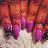 Photo taken at The Nail Boutique NYC by The Nail B. on 1/3/2013