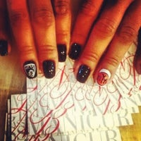 Photo taken at The Nail Boutique NYC by The Nail B. on 12/30/2012