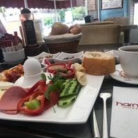 Photo taken at Harmoni Cafe&Pastane by Aras K. on 8/15/2018