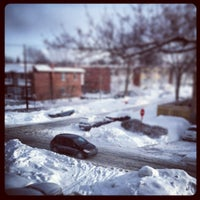 Photo taken at Ahuntsic by Stephanie on 12/30/2012