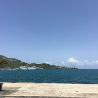 Photo taken at Charlotte Amalie Harbor by Susan 🌿 E. on 7/31/2017