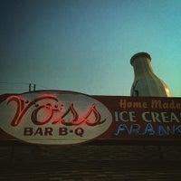 Photo taken at Voss's Bar-B-Q by Susan 🌿 E. on 7/7/2015