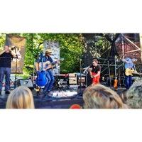 Photo taken at Saranac Thursdays by Susan 🌿 E. on 7/26/2013