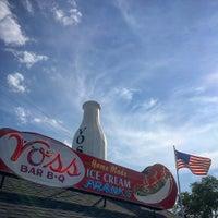 Photo taken at Voss's Bar-B-Q by Susan 🌿 E. on 6/26/2016