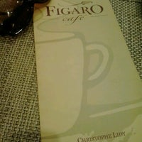 Photo taken at Figaro Café by Maika M. on 11/3/2012