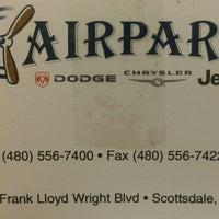 Wonderful ... Photo Taken At Airpark Dodge Chrysler Jeep Ram By Brooke B. On 4/24 ...