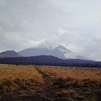 Foto tomada en Parque Nacional Iztaccíhuatl-Popocatépetl por Conny S. el 5/2/2018