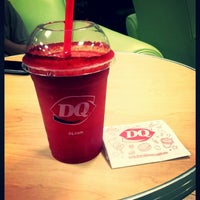 Photo taken at Dairy Queen by Conny S. on 3/21/2013