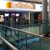 Photo taken at Kinoplex by Katheryne A. on 8/28/2011