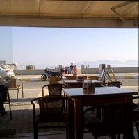 Photo taken at Nokta Cafe & Restaurant by Sabire G. on 4/27/2013