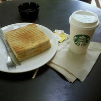Photo taken at Starbucks by Patty V. on 11/15/2012