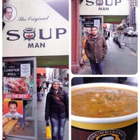 Soup Kitchen International Soup Place In New York