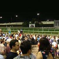 Photo taken at Fair Grounds Race Course & Slots by ali h. on 1/13/2013