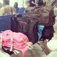 Photo taken at Departure Hall Ferry Terminal Batam Centre by Tiffany T. on 10/19/2013