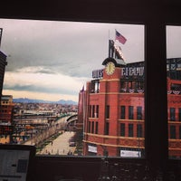 Photo taken at ViewHouse Eatery, Bar & Rooftop by Kimberly F. on 4/7/2013