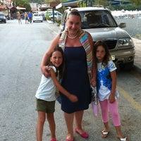 Photo taken at Psaropouli beach by Metalaviator on 8/4/2013