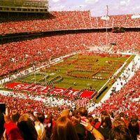 Photo taken at Ohio Stadium by Brandon D. on 9/22/2012