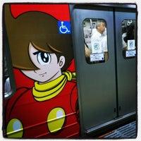 8/7/2014にげっぺい じ.が仙台駅 9-10番線ホームで撮った写真